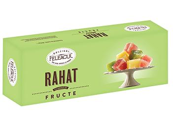 Rahat cu aromă de fructe