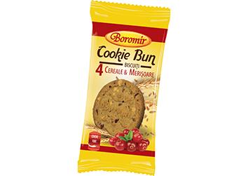 Cookies Cereale si Merisoare